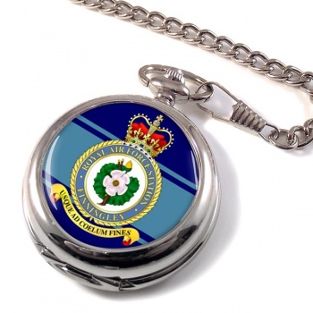 RAF Station Finningley Pocket Watch