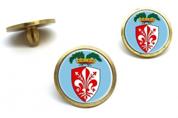 Florence Firenze (Italy) Golf Ball Marker