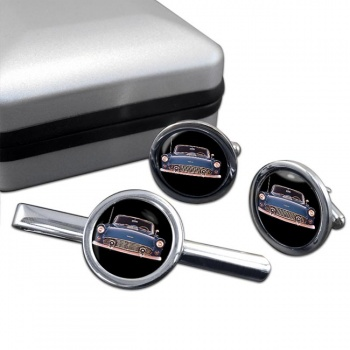 1955 Ford Thunderbird Cufflink and Tie Clip Set