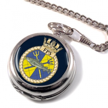 Fishery Protection Squadron (Royal Navy) Pocket Watch