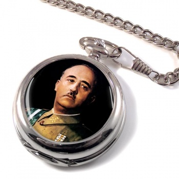 Generalissimo Franco Pocket Watch