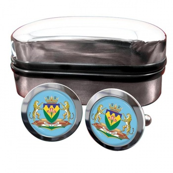 Free State (South Africa) Crest Cufflinks