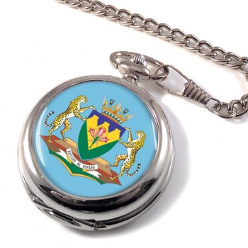 Free State (South Africa) Pocket Watch