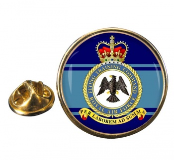 Flying Training Command (Royal Air Force) Round Pin Badge