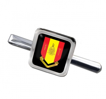 Fleet Protection Group Royal Marines Square Tie Clip