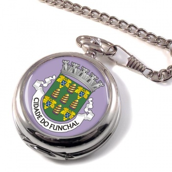 Funchal (Portugal) Pocket Watch