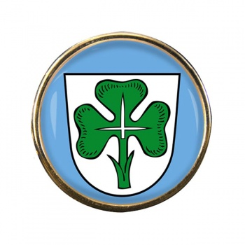 Furth (Germany) Round Pin Badge