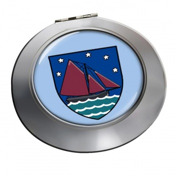 County Galway (Ireland) Round Mirror
