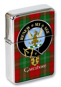 Gartshore Scottish Clan Flip Top Lighter