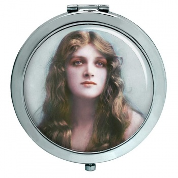 Gladys Cooper Compact Mirror