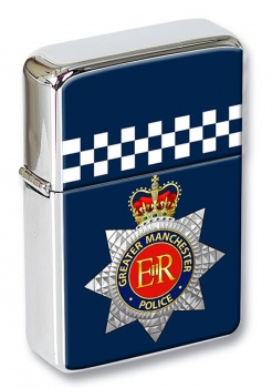 Greater Manchester Police Flip Top Lighter
