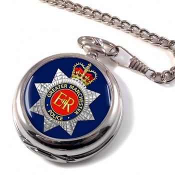 Greater Manchester Police Pocket Watch