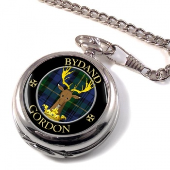 Gordon Scottish Clan Pocket Watch