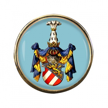 Gorizia (Italy) Round Pin Badge