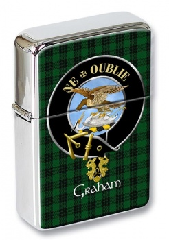 Graham Scottish Clan Flip Top Lighter