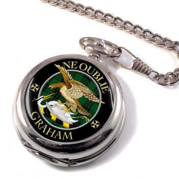 Graham Scottish Clan Pocket Watch