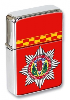 Grampian Fire and Rescue Flip Top Lighter
