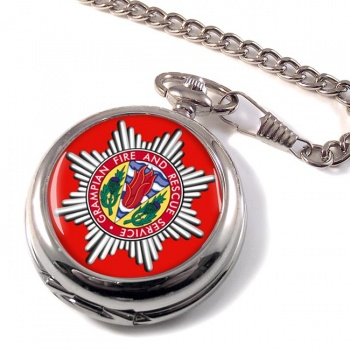 Grampian Fire and Rescue Pocket Watch