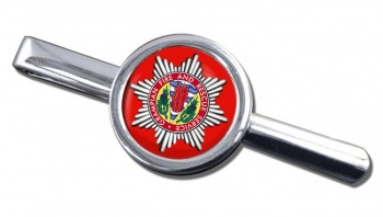 Grampian Fire and Rescue Round Tie Clip