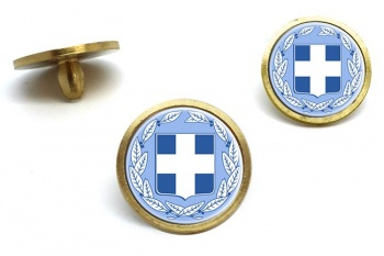 Greece Golf Ball Marker