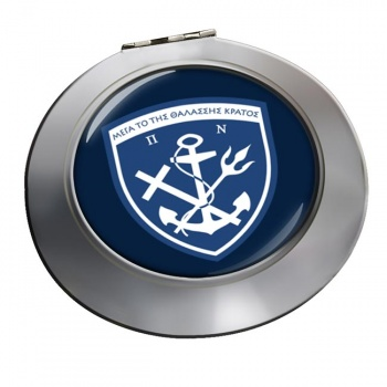 Hellenic Navy (Greece) Chrome Mirror