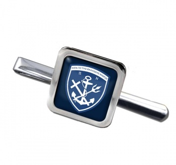 Hellenic Navy (Greece) Square Tie Clip