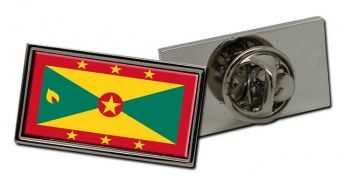 Grenada Flag Pin Badge