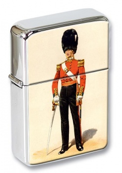 Grenadier Guards 1850 Flip Top Lighter