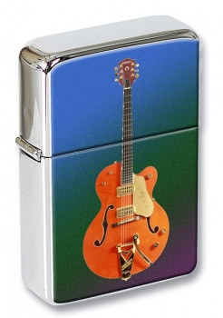 Gretsch Guitar Flip Top Lighter