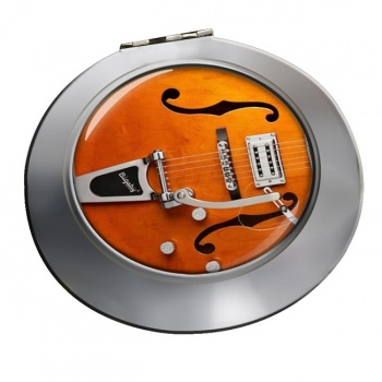 Gretsch Guitar Chrome Mirror