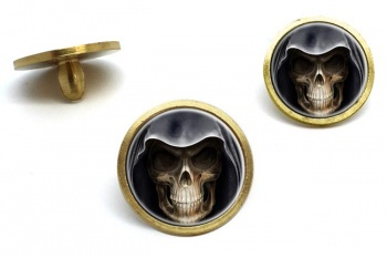 Grim Reaper Golf Ball Markers