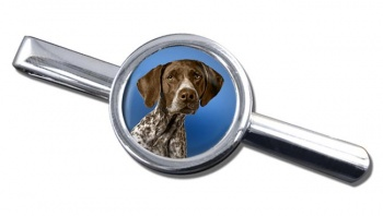German Shorthaired Pointer Tie Clip