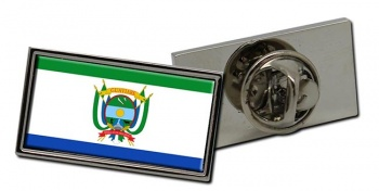 Guaviare (Colombia) Flag Pin Badge