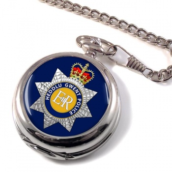 Gwent Police Pocket Watch