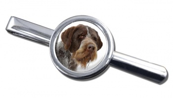 German Wirehaired Pointer Tie Clip