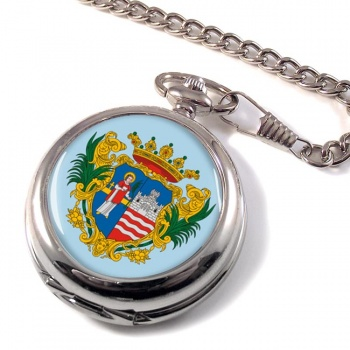 Győr (Hungary) Pocket Watch