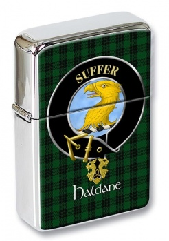 Haldane Scottish Clan Flip Top Lighter