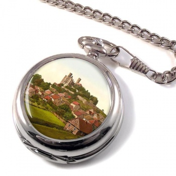 Burg Hanstein bei Göttingen Hanover Pocket Watch