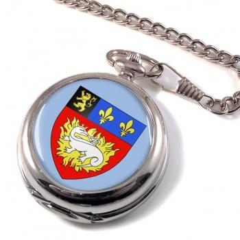 Le Havre (France) Pocket Watch