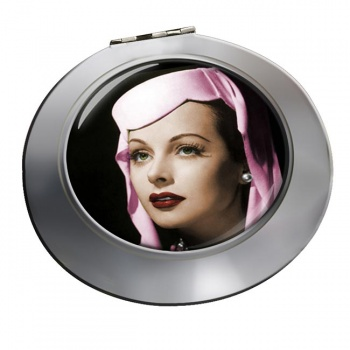 Hedy Lemar Chrome Mirror