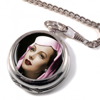 Hedy Lemar Pocket Watch