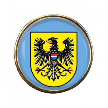 Heilbronn (Germany) Round Pin Badge