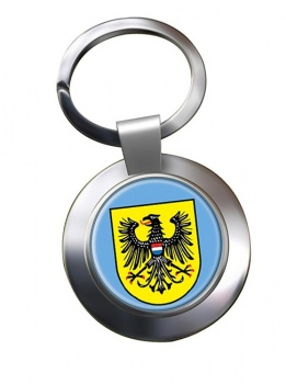 Heilbronn (Germany) Metal Key Ring