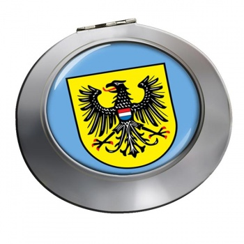 Heilbronn (Germany) Round Mirror