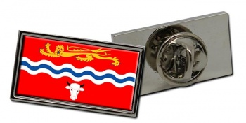 Herefordshire (England) Flag Pin Badge
