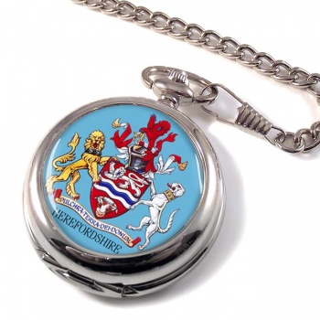 Herefordshire (England) Pocket Watch
