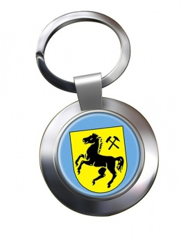 Herne (Germany) Metal Key Ring