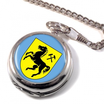 Herne (Germany) Pocket Watch