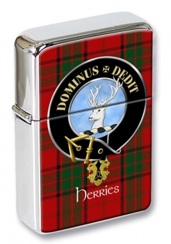 Herries Scottish Clan Flip Top Lighter