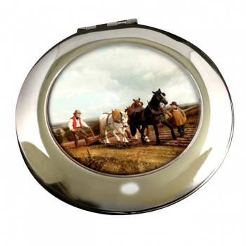 Horse Plough by Herring Mirror